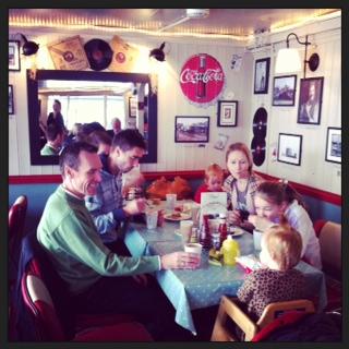 The Ferry Café, Felixstowe