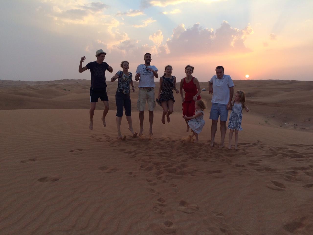 Fam Adeltoft i Dubai 12