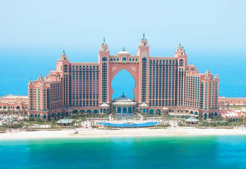 verdens eneste 7 stjernede hotel