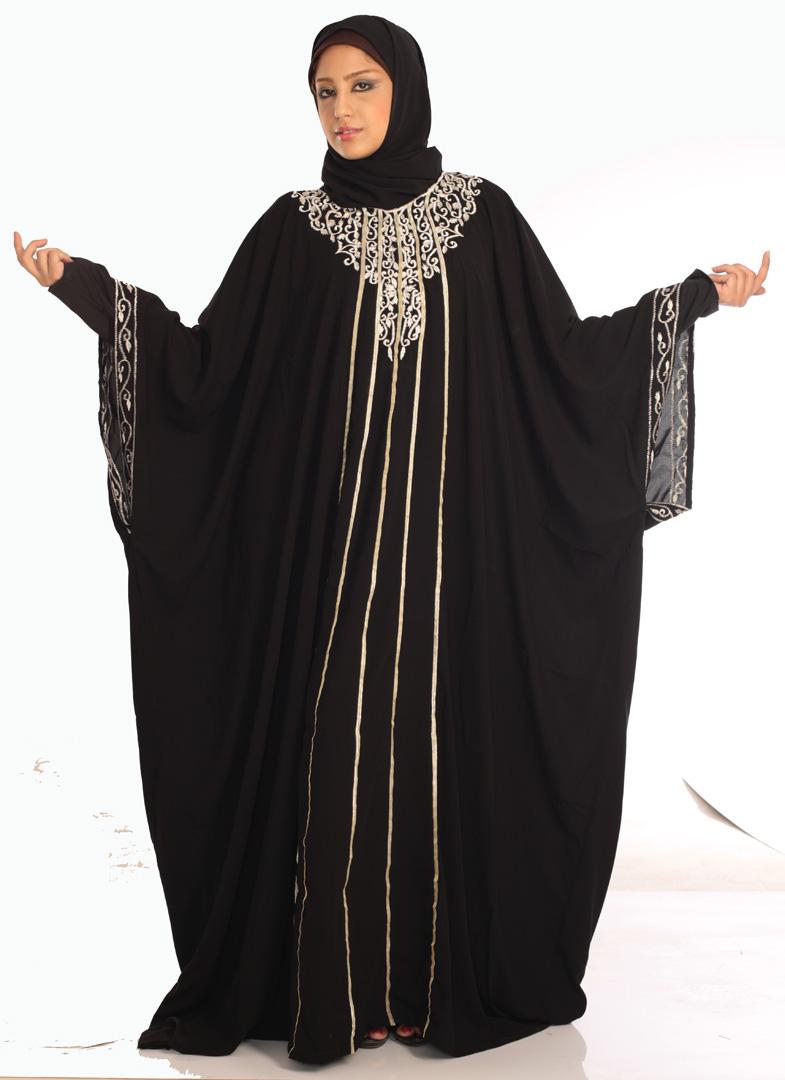 beautiful-Stylish-Abaya-collection-for-girls